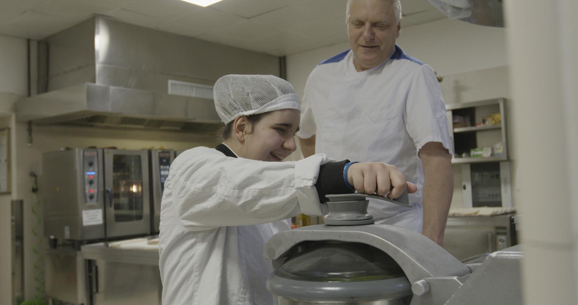 Istituto Serafico di Assisi- Cucina