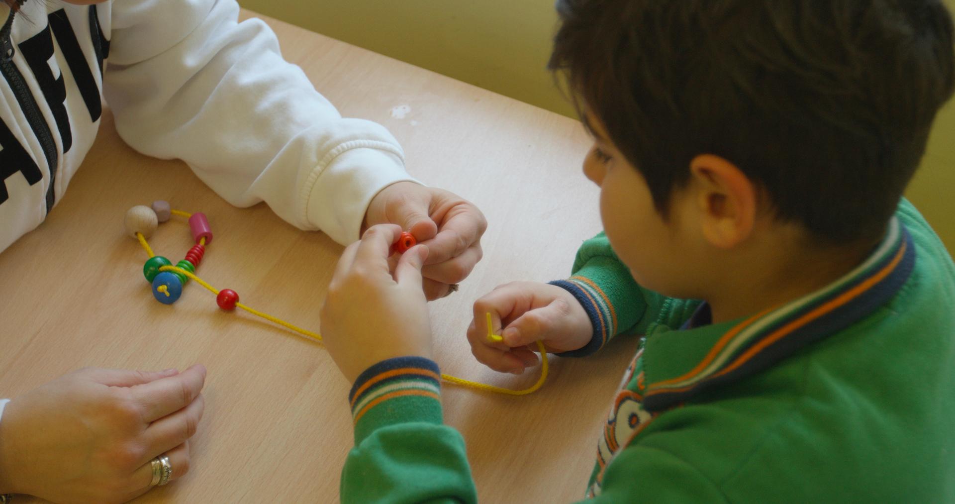 Istituto Serafico di Assisi- DH piccoli