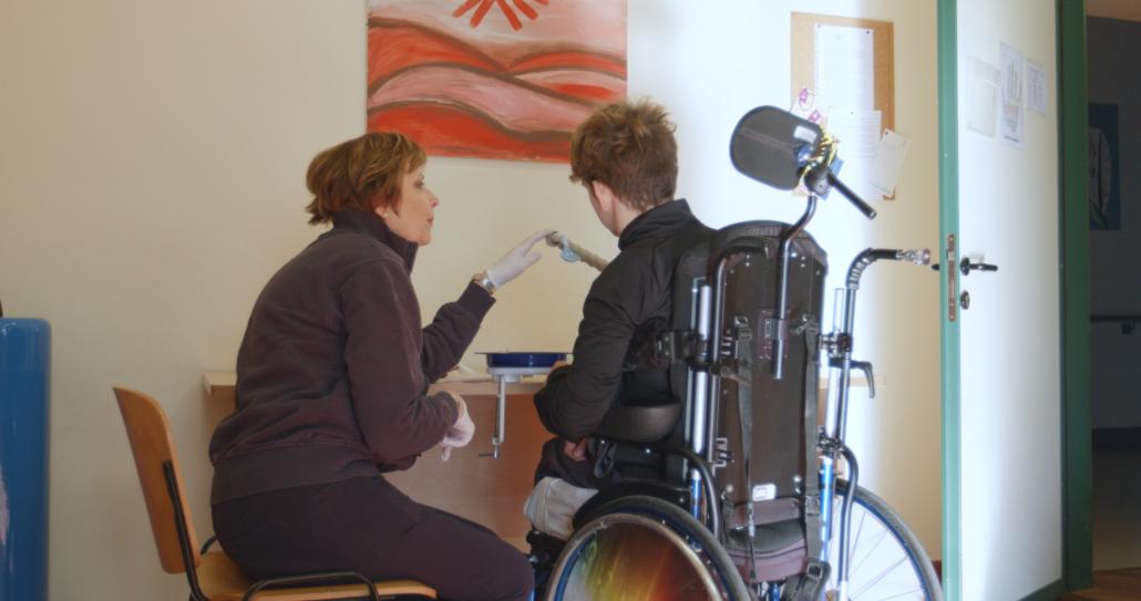 Locali per terapie riabilitative